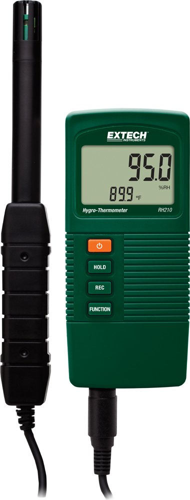 Extech RH210 Compact Hygro-Thermometer