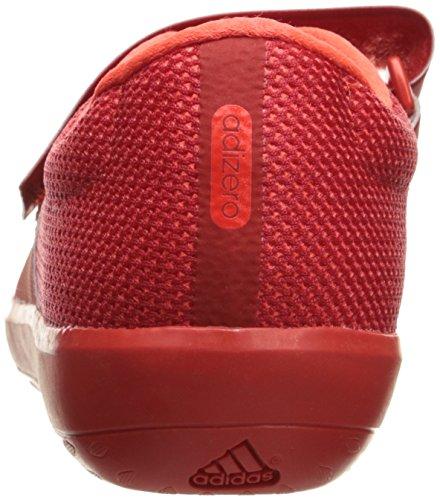 White Red Infrared Adizero Performance Adidas Shotput Shoe Track WSfYwARx