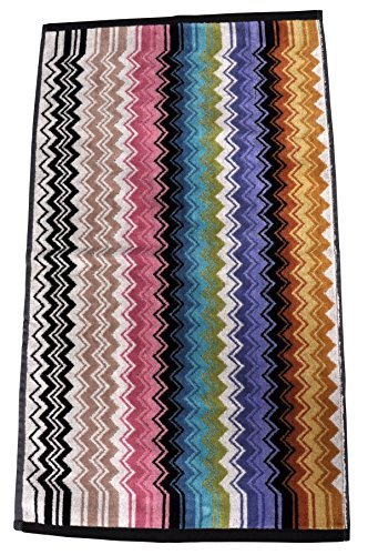 Missoni Toalla Toalla Towel ASCIUG Amano Toalla 41 x 70 cm – Naranja Label