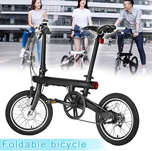 Domeilleur 1 Piezas de Bicicleta Plegable Smart Bicicleta Plegable ...