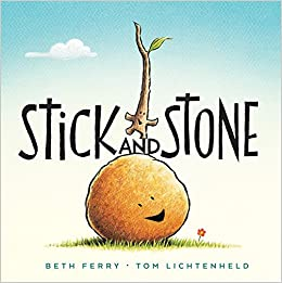 Image result for stick and stone book