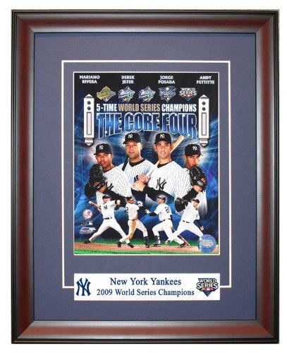 framed-8x10-photo-of-the-new-york-yankees-core-four-derek-jeter-mariano-rivera-andy-pettitte-and-jog