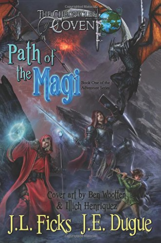 Download Path of the Magi: The Chronicles of Covent pdf epub