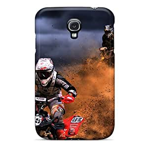 New Style Tpu S4 Protective Case Cover/ Galaxy Case - Catch Me Hd by icecream design