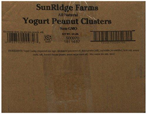 Sunridge Farms Candy, Yogurt Covered Peanut Clusters, 10 Pound by SunRidge Farms (Image #3)
