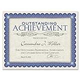 SOUCT1R - Southworth Foil-Enhanced Parchment Certificates