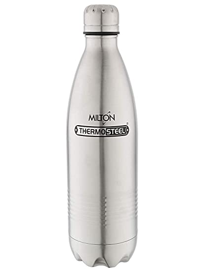 6245fd2326c Buy Milton Thermosteel Duo Deluxe-1000 Bottle Style Vacuum Flask