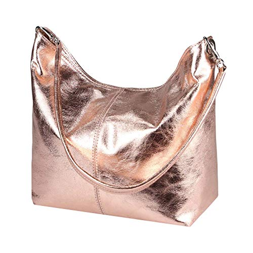 37x24x13 OBC para Beautiful Rosa BxHxT Bolso Only Hombro Mujer al Metallic Couture Rosa cm PYrPqpA