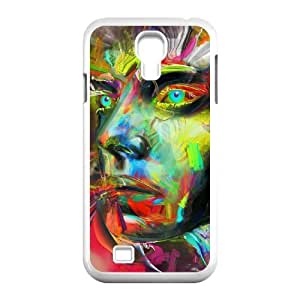 Custom Colorful Case for SamSung Galaxy S4 I9500, Dream Theory Cover Case - HL-R653453