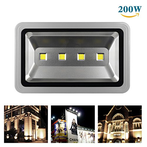 200 Watt Led Bowfishing Light