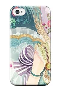 animal bird matsuo hiromi girl girls Anime Pop Culture Hard Plastic iPhone 4/4s cases