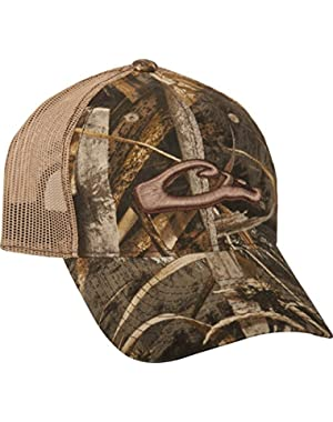 Drake Waterfowl Camo Mesh Back Adjustable Hat