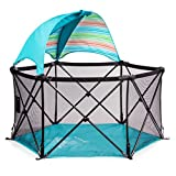 Summer Infant Pop 'N Play Ultimate Playard, Aqua
