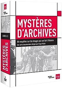"""Afficher """"Mystères d'archives"""""""