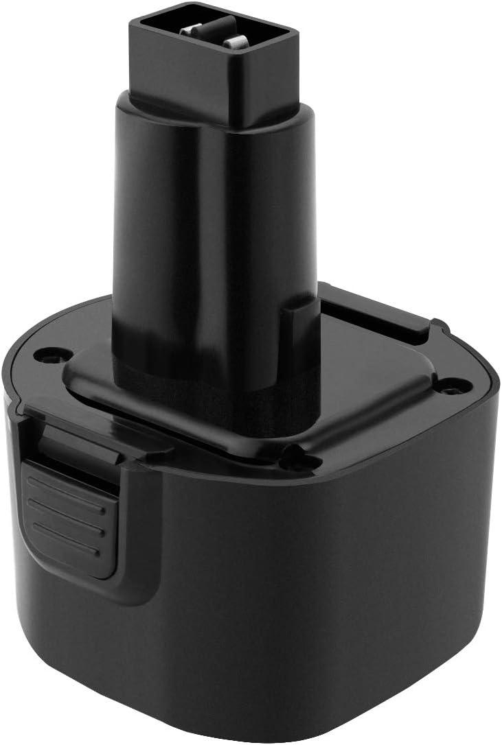 Joiry 9.6V 3.5Ah Ni-MH Batería para Dewalt DE9036, DE9061, DE9062, DW9060, DW9061, DW9062, EZWA 29, DW050, DW909K, DW909, DW902, DW913, DW911, DW926K-2