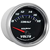 VDO Automotive Performance Voltmeter Gauges