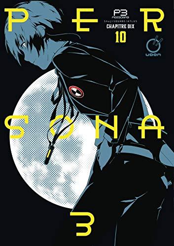 persona 3 manga - 2