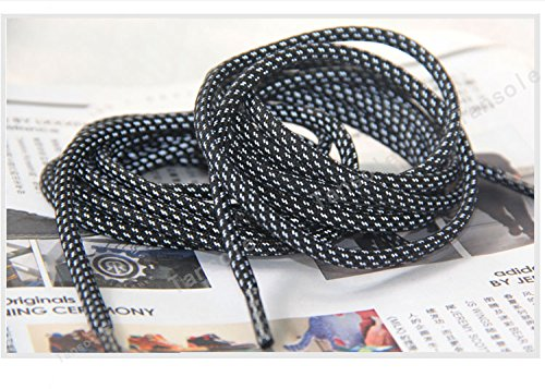 Maki Shoelaces 165cm 65'' 3M Reflective Rope Lace - Used Jordan Sneakers