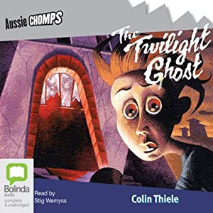 The Twilight Ghost: Aussie Chomps Audiobook