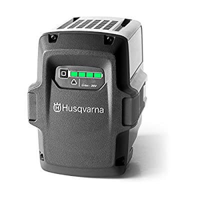 Husqvarna 36-Volt 2.1 Ah Compact High-Performance Lithium-Ion Battery | BLi80