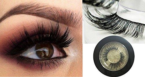 [iSlay Lashes - 3D Mink Eyelashes Reusable False Strips] (Easy Goddess Costume)