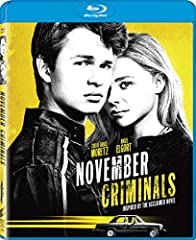 DOMESTIC SYNOPSIS A pair of college-bound friends (Chloë Grace Moretz and Ansel Elgort) find themselves falling for one another, but after the mysterious murder of their classmate, they defy the authorities to uncover the truth. Also stars Ac...