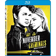 NOVEMBER CRIMINALS now on Digital and in Theaters Dec. 8 and on Blu-ray / DVD Jan. 9 from Sony Pictures