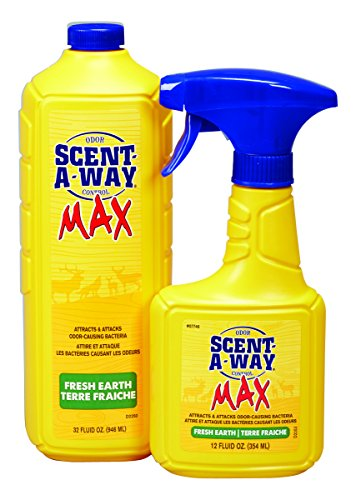Hunters Specialties Earth Scent-A-Way Max Combo, 44 oz ()