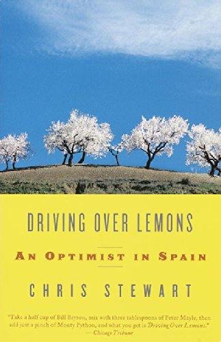 Book cover for Driving Over Lemons