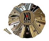 xd series center caps - KMC XD Series 778 Monster Chrome Wheel Rim Center Cap 846L215 LG0810-27