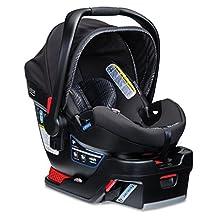 Britax E1A796C B-SAFE 35 Elite Infant Seat, Domino
