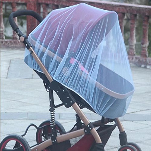 Baby Mosquito Net Breathable Portable Durable 150cm In Diameter