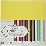 Darice Core'dinations Value Pack Cardstock, 12 by 12-Inch, 100-Pack