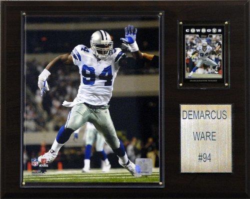 NFL DeMarcus Ware Dallas Cowboys Player Plaque