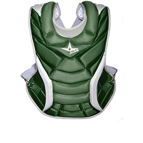 All-Star Vela Professional Fastpitch 14.5'' Chest Protector Dark Green by All-Star