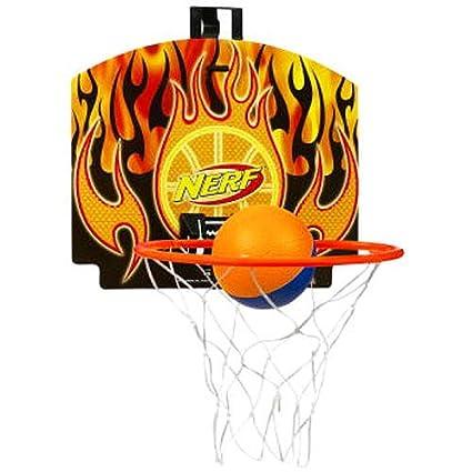 Amazon.com: Nerfoop Nerf Canasta de baloncesto, el color ...