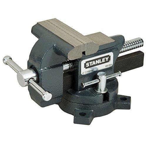 -[ Stanley 183065 MaxSteel Light-Duty Vice 100mm 4 -inch  ]-