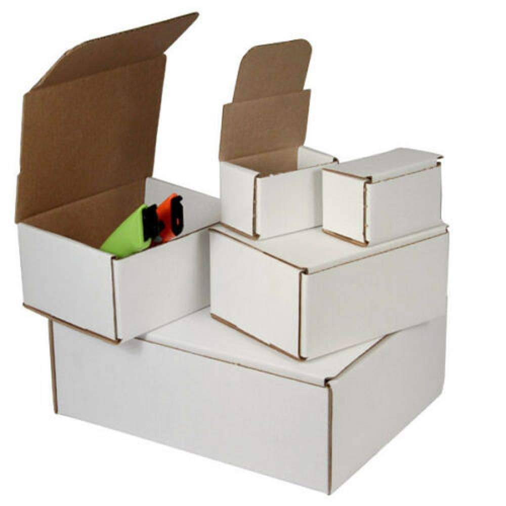 Strong Boxes 50-9 x 5 x 3 White #QYTY