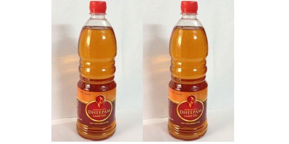Pack of 2 - Dheepam Lemp Oil - 500ml