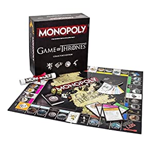 Winning Moves 44062 - Monopoly: Game of Thrones Collectors Edition - Deutsch