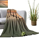 YOYI Baby Blanket Nature pasir p j g Beach p Locate Indoor/Outdoor, Comfortable