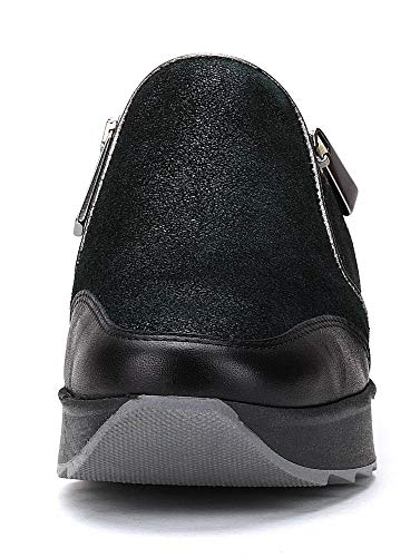 Flexx The Femme Noir Eu Jack 40 Sneaker Sparrou a44nBUA
