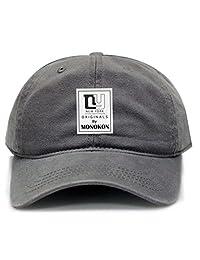 NY New York By MONOKON Cotton Cap Adjustable Hat