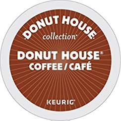 Keurig Donut House Collection Coffee Regular, 30-Count