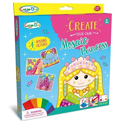 Mosaic Sticker Craft Activity Kit -