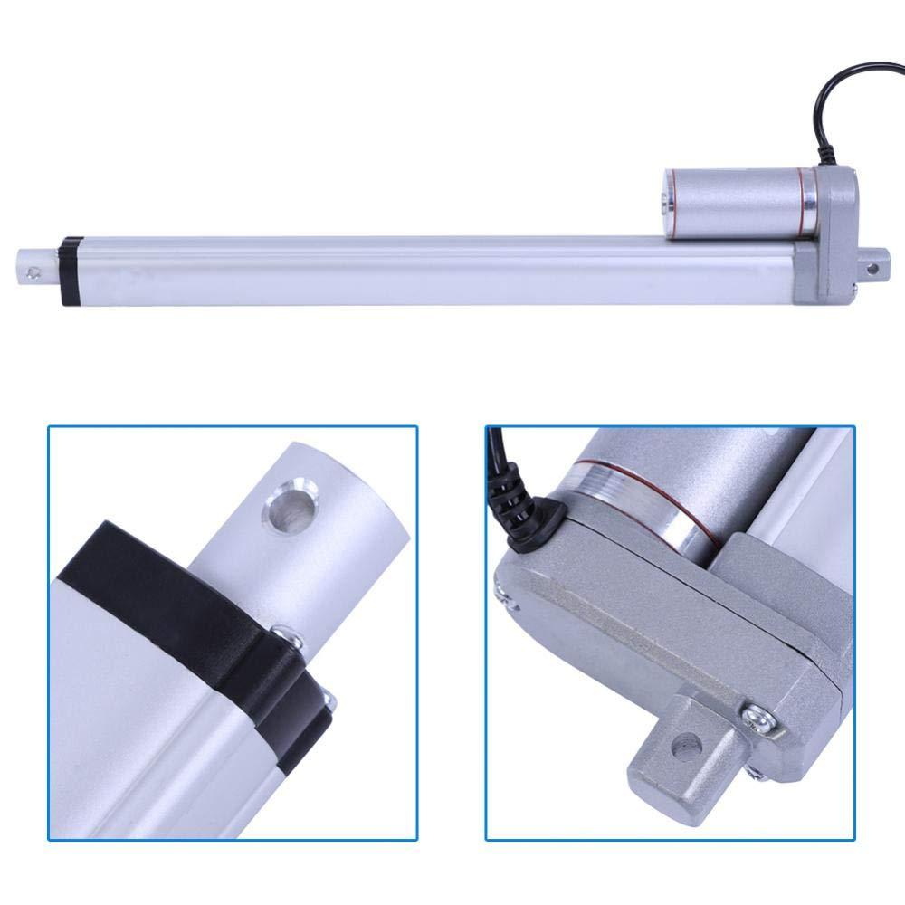 350mm Attuatore lineare heavy-duty 12V 200-750mm Inseguitore solare per uso medico elettromedicale