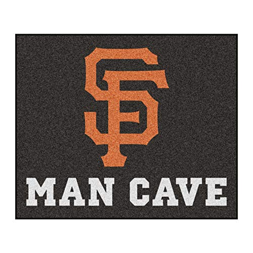 (Fanmats 22465 Mlb-San Francisco Giants Man Cave Tailgater Rug)