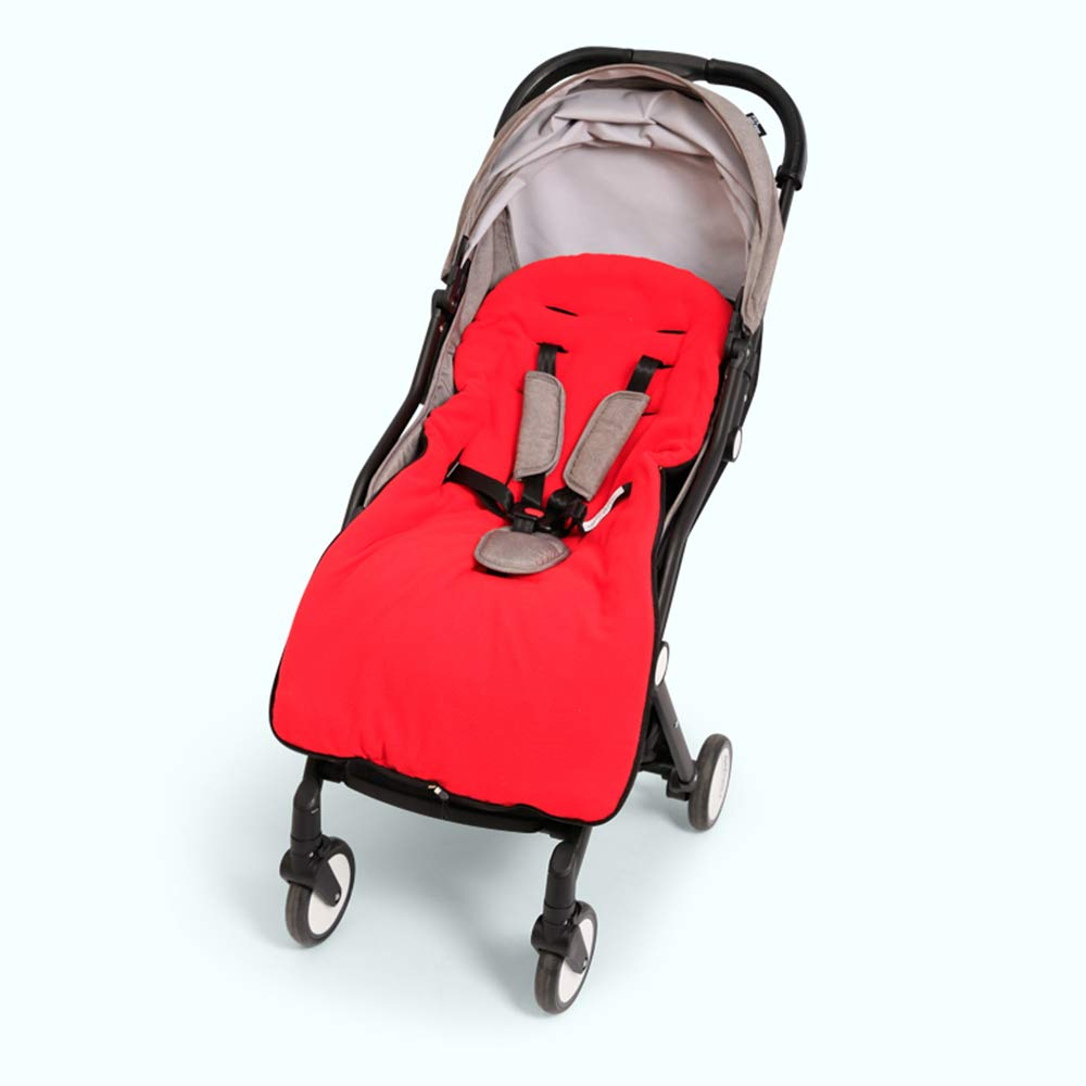 Windproof Topwon Universal Stroller Sleeping Bag Baby Footmuff Sack for Pushchairs Waterproof Blue