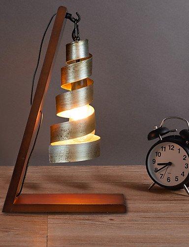 SSBY Schreibtischlampen Modern/Zeitgemäß - Holz/Bambus , warm white-220-240v