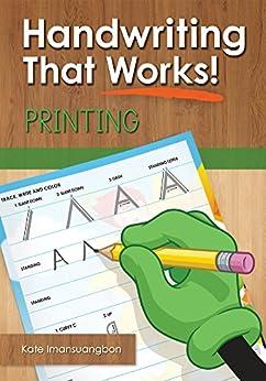 Handwriting That Works Printing (Handwriting That Works! Book 1)